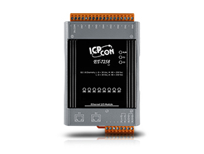 Updated I / O Modules (P) ET-7258, (P) ET-7259