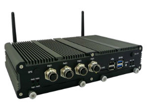 Fanless Embedded Telematic System for vehicles PCS-8311P from Portwell with MIL-STD certifications