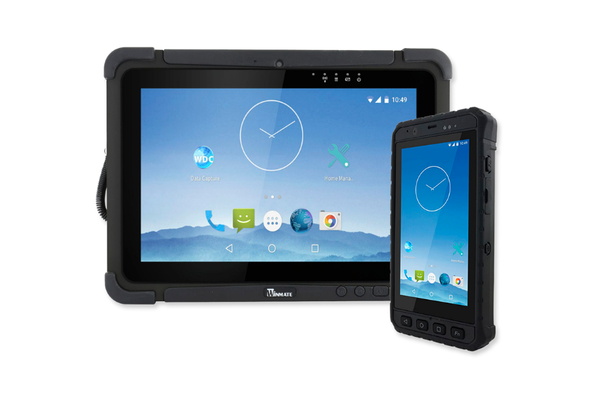 Rugged Devices by WinMate for a wide range of uses