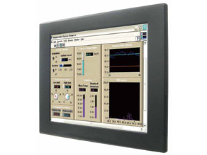 17'' inch Industrial Display S17L500-IPM1 with SAW control