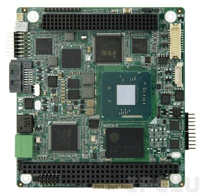 PM-BT single board computer with Atom SoC and serial ports