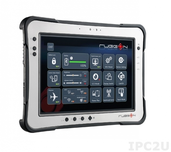 PX-501 – 10.1''Fully Rugged Pad