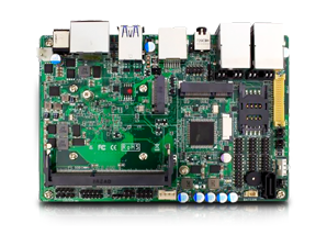 3.5-inch processor boards from ICOP based on the Intel processor