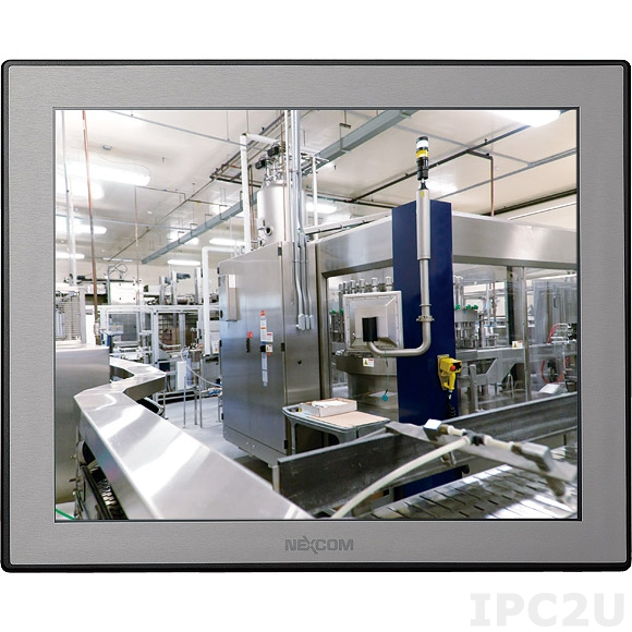 APPC 1540T - Fieldbus Panel PC for industrial use