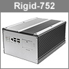 Product of the month July 2011: Rigid-752 - extremly rugged embedded PC for all cases!