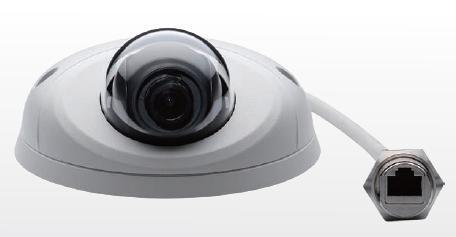NCm-301-2VM - intelligent IP camera for video surveillance