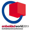 Many thanks for your visit at the Embedded World 2013!