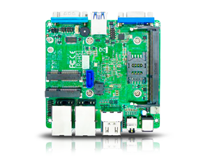 APL-NUC-N3350 CPU-board from ICOP