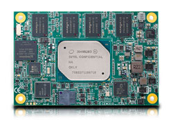 New COM Express Type 10 CEM312 modules from Axiomtek