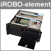 Product of the month December 2010: iROBO-4U element – industry PC with 4x PCI and 3x ISA!