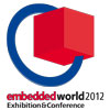 Thank you for your visit at the Embedded World 2012!