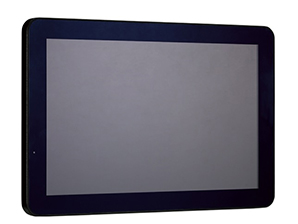 "12"" Panel PC in 16:9 widescreen format for maritime applications"