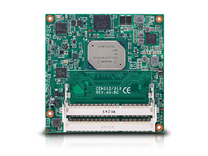 Industrial COM Express CEM312 modules from Axiomtek