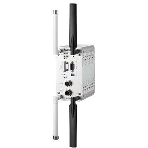 Industrial LTE Wireless IP Gateway JetWave 3420-M12