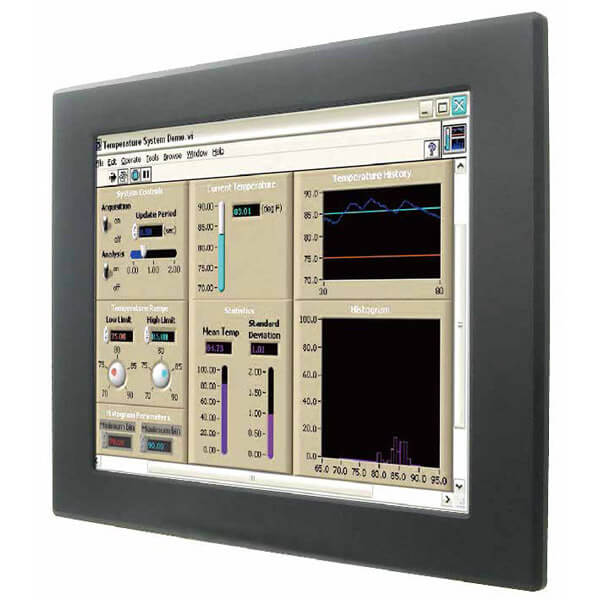 17-inch Industrial Display S17L500-IPM1 with SAW control