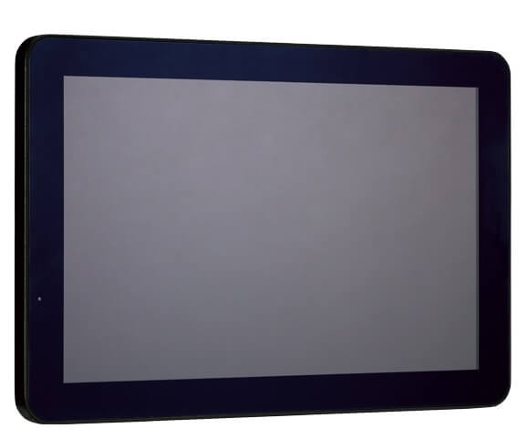 12-inch Panel PC in 16:9 widescreen format for maritime applications