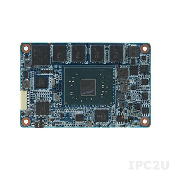 IPC2U Announces Type 10 Computer-on-Module (COM) Express® Mini Module - ESM-APLM and the Mini-ITX Carrier Board - EEV-EX15 from Avalue