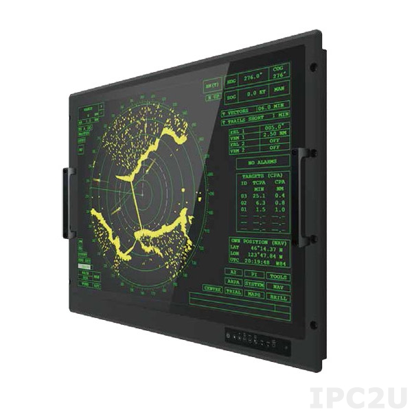 32-inch Rack Mount 4K Military Monitor - W32L100-MLA1FP